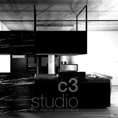 loft-KN-design-cuisine-Montreal