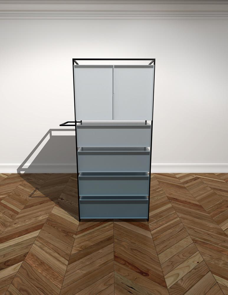 c3studio par mario painchaud-mobilier de chambre-mobilier sur mesure-collection dénudé-design de meuble-mobilier haut de gamme-chambre a coucher-designer interieur-architecte-commode haute-01