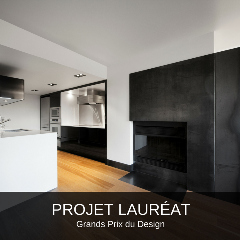 design intrieur condo canal lachine