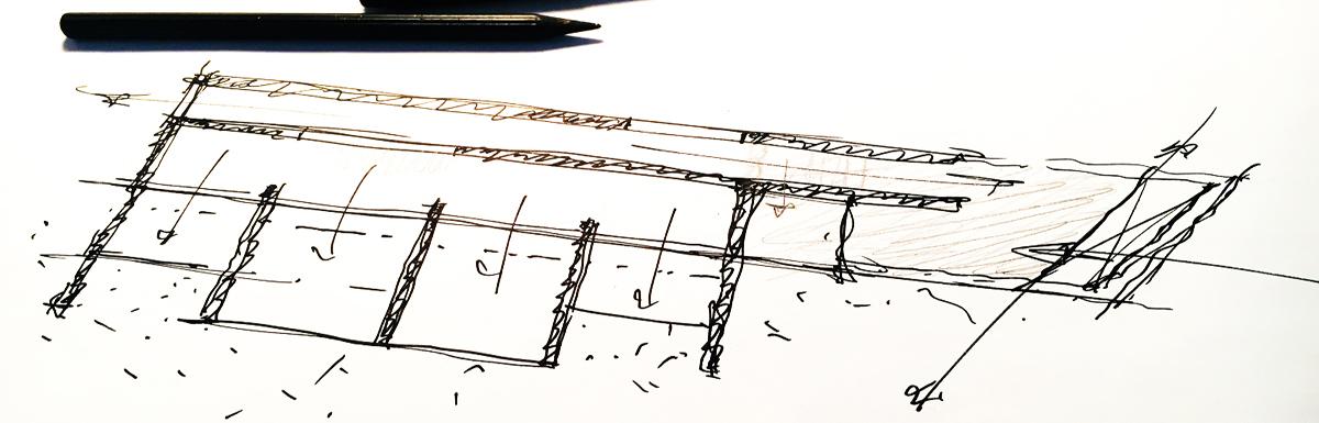 c3studio par mario painchaud-architecte-designer intérieur-maison-résidence-plan-Architecture